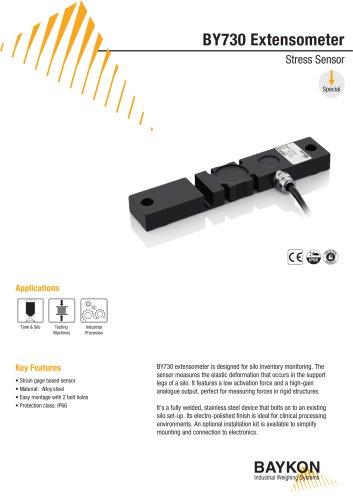 Baykon BY730 Stress Sensor