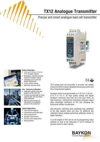 Baykon TX12 Analogue Transmitters