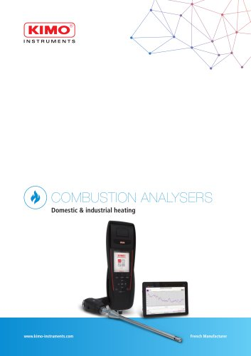COMBUSTION ANALYSERS
