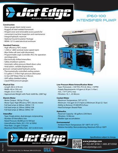 P60-100-waterjet