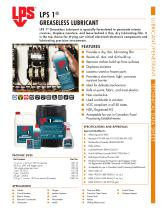LPS 1 ® GREASELESS LUBRICANT