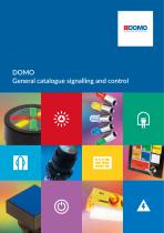 General catalogue signalling and control 2018