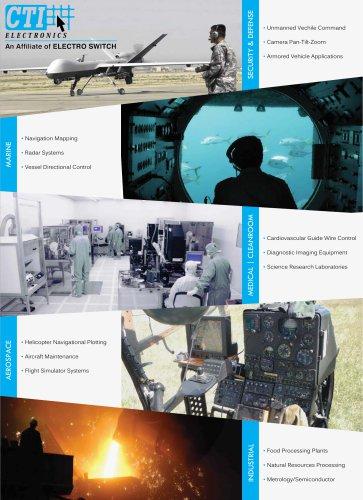 CTI Product Brochure