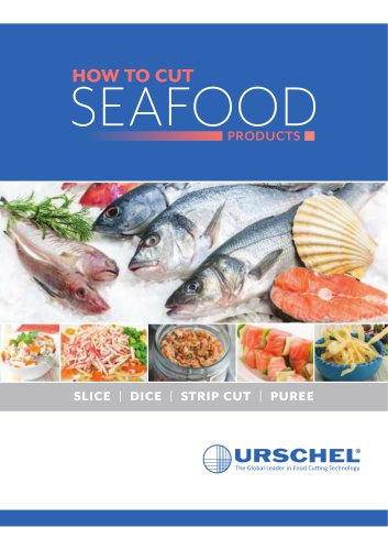 HOW TO CUT SEAFOOD PRODUCTS