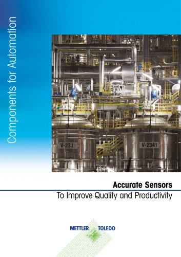 Industrial Automation Components and Sensors