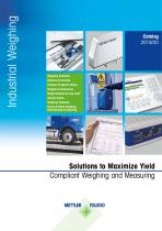 Industrial Weighing Catalog