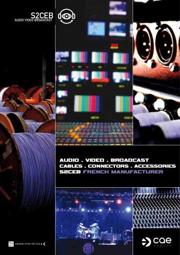 Audio-video/broadcast S2CEB presentation