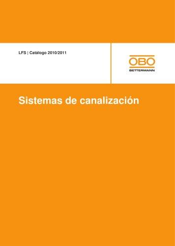LFS. Sistemas de canalización