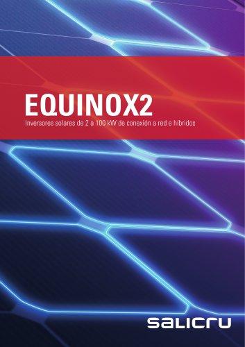 Catálogo EQUINOX