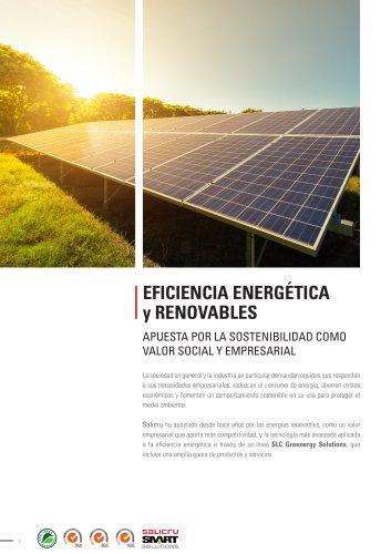 Eficiencia energética & renovables