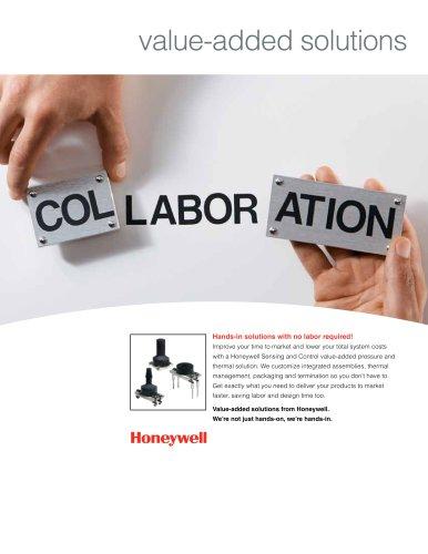 Honeywell Value Added Sensor Assemblies Brochure