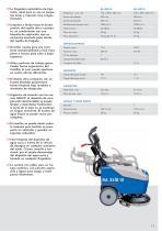 Fregadoras automaticas de 10 a 150 litros - 13