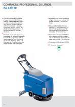 Fregadoras automaticas de 10 a 150 litros - 14