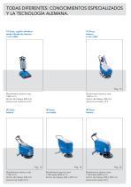 Fregadoras automaticas de 10 a 150 litros - 6
