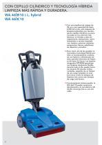 Fregadoras automaticas de 10 a 150 litros - 8