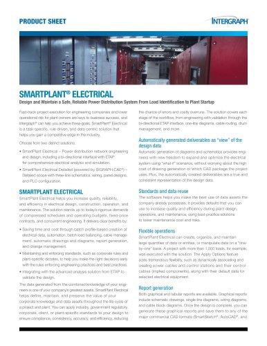 SMARTPLANT® ELECTRICAL