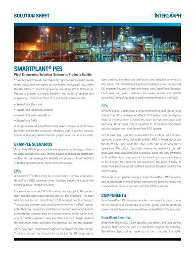 SmartPlant® PES