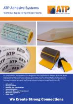 ATP tapes for foam industry