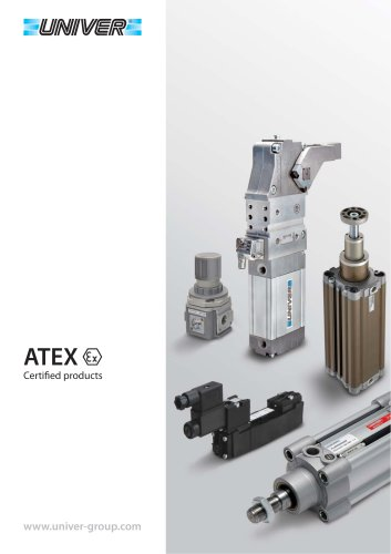 ATEX PRODUCT RANGE