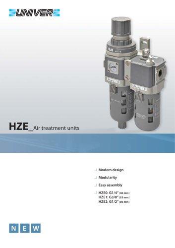 HZE_Air treatment units