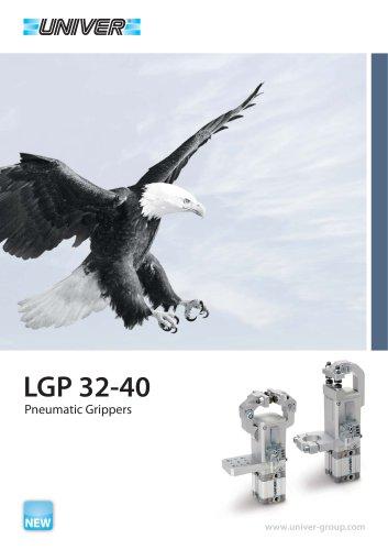 LGP32-40 Pneumatic Grippers