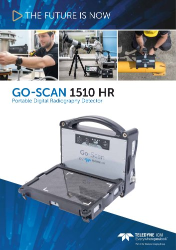 Go-Scan 1510 HR