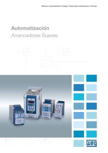 Automatización - Arrancadores Suaves