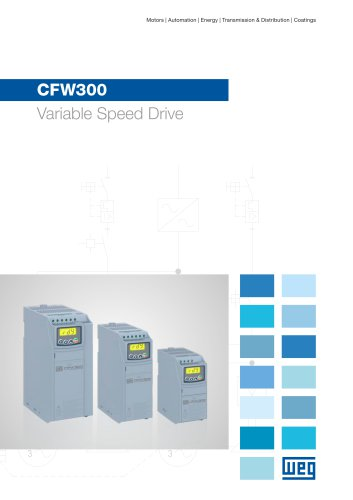 CFW300 Variable Speed Drive