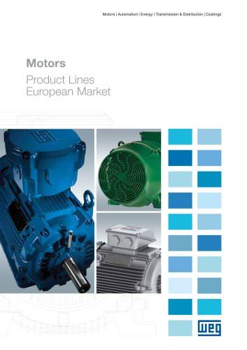 Motors - Product Lines