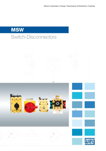 MSW - Switch Disconnectors