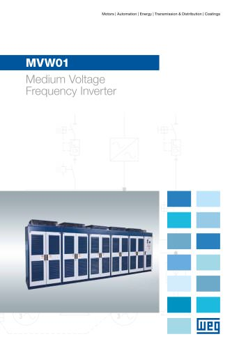 MVW-01 - Medium Voltage Variable Frequency Drive