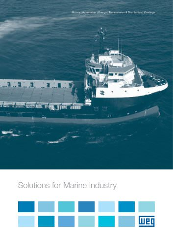 Solutions for Marine Indrustry