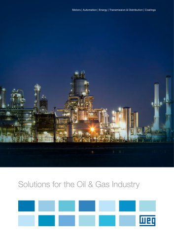 Solutions for Oil & Gas Industry