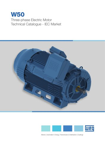 W50 Technical Catalogue - IEC Market
