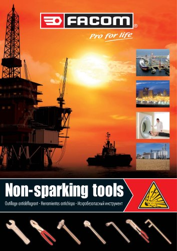 Non-sparking tools catalog
