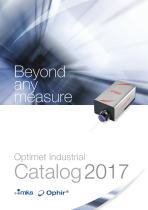 Optimet Industrial Catalog 2017
