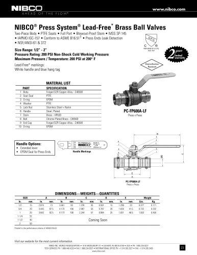 PC-FP600A-LF