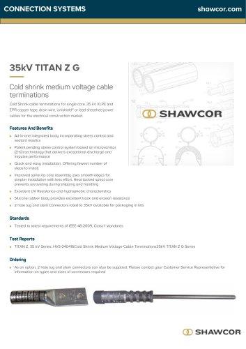 35kV TITAN Z G