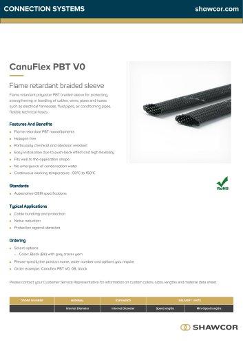 CanuFlex PBT V0