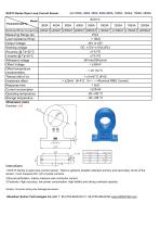Socan Open loop current sensor SCK13 Series