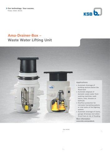 Ama-Drainer-Box