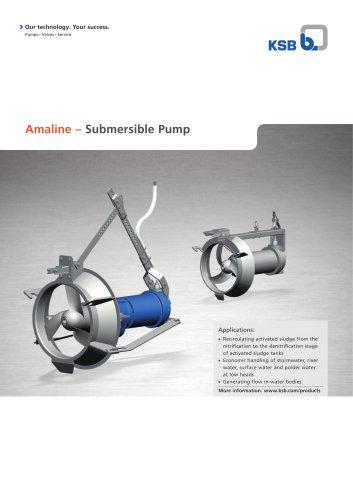 Amaline – Submersible Pump