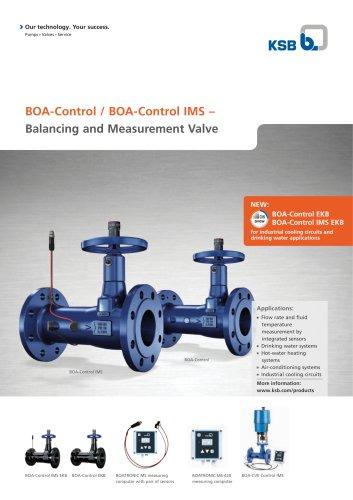 BOA-Control / BOA-Control IMS