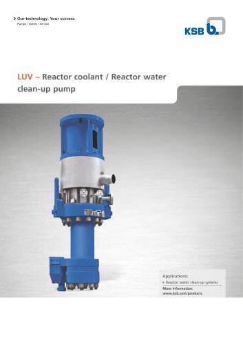 product description LUV nuclear