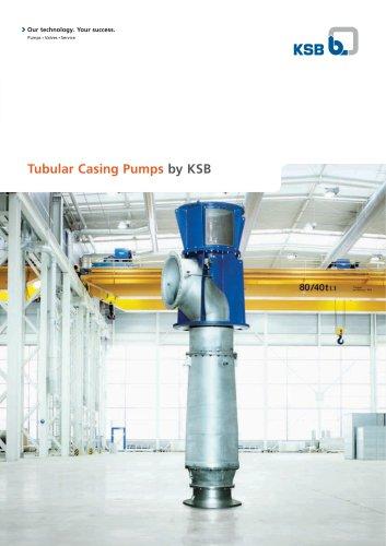 SEZ, SEZT, PHZ, PNZ –  Vertical Tubular Casing Pumps