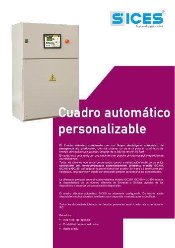 Cuadro Automatico Personalizable