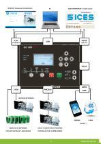 GC400 - Controlador para grupos electrógenos en paralelo en isla - 5