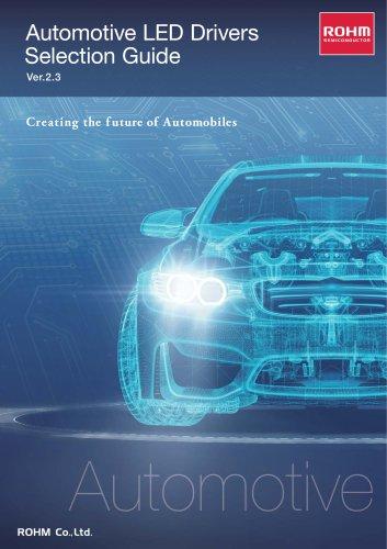 Automotive LED Drivers Selection Guide