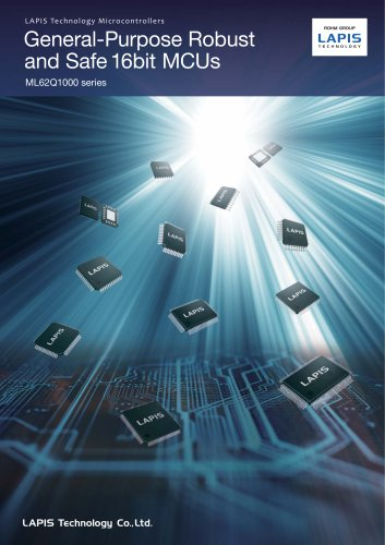 General-Purpose Robust and Safe 16bit MCUs
