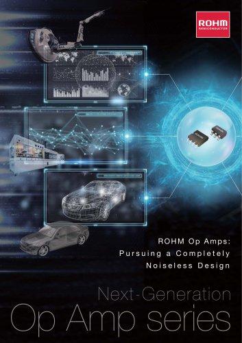 Next-Generation Op Amp series